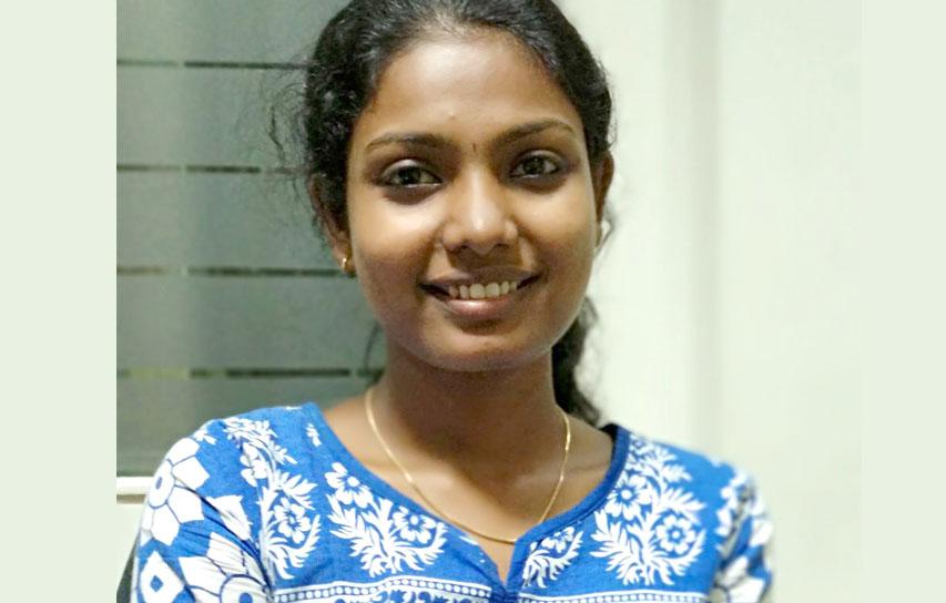 Anju Thankachan
