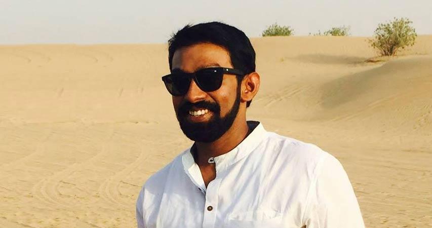 Naveen Chacko Mathew