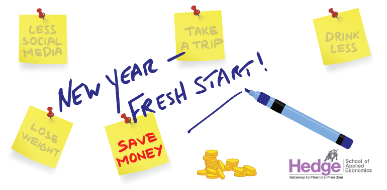 Financial Resolutions – Planning for the Next Decade