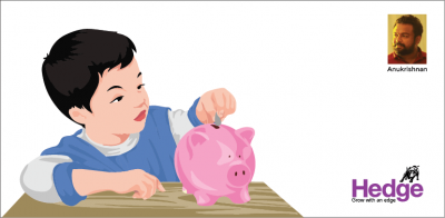 The importance of savings among children